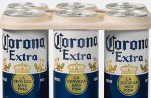 Corona відмовляється від пластику