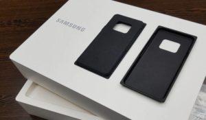 Отказ Samsung от пластиковой упаковки