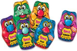 Шоколадные фигурки Yowie с сюрпризом внутри - игрушечными животными