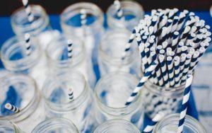 Одноразові пластикові пакети