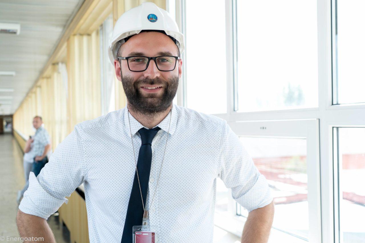 Данило Лавренов, директор з комунікацій НАЕК Енергоатом
