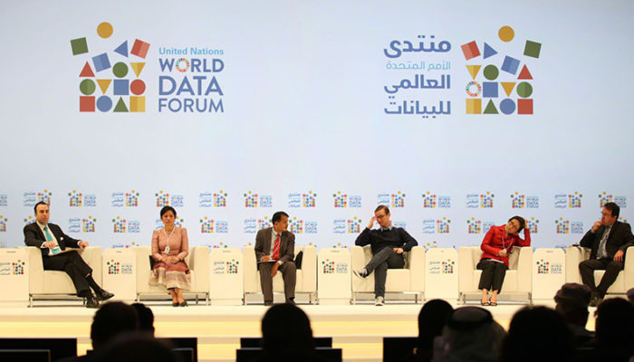 UN World Data Forum 2018