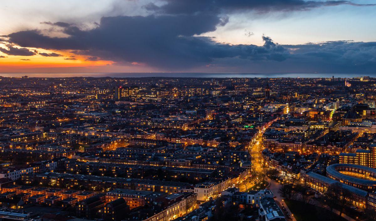 Электроэнергия в городах