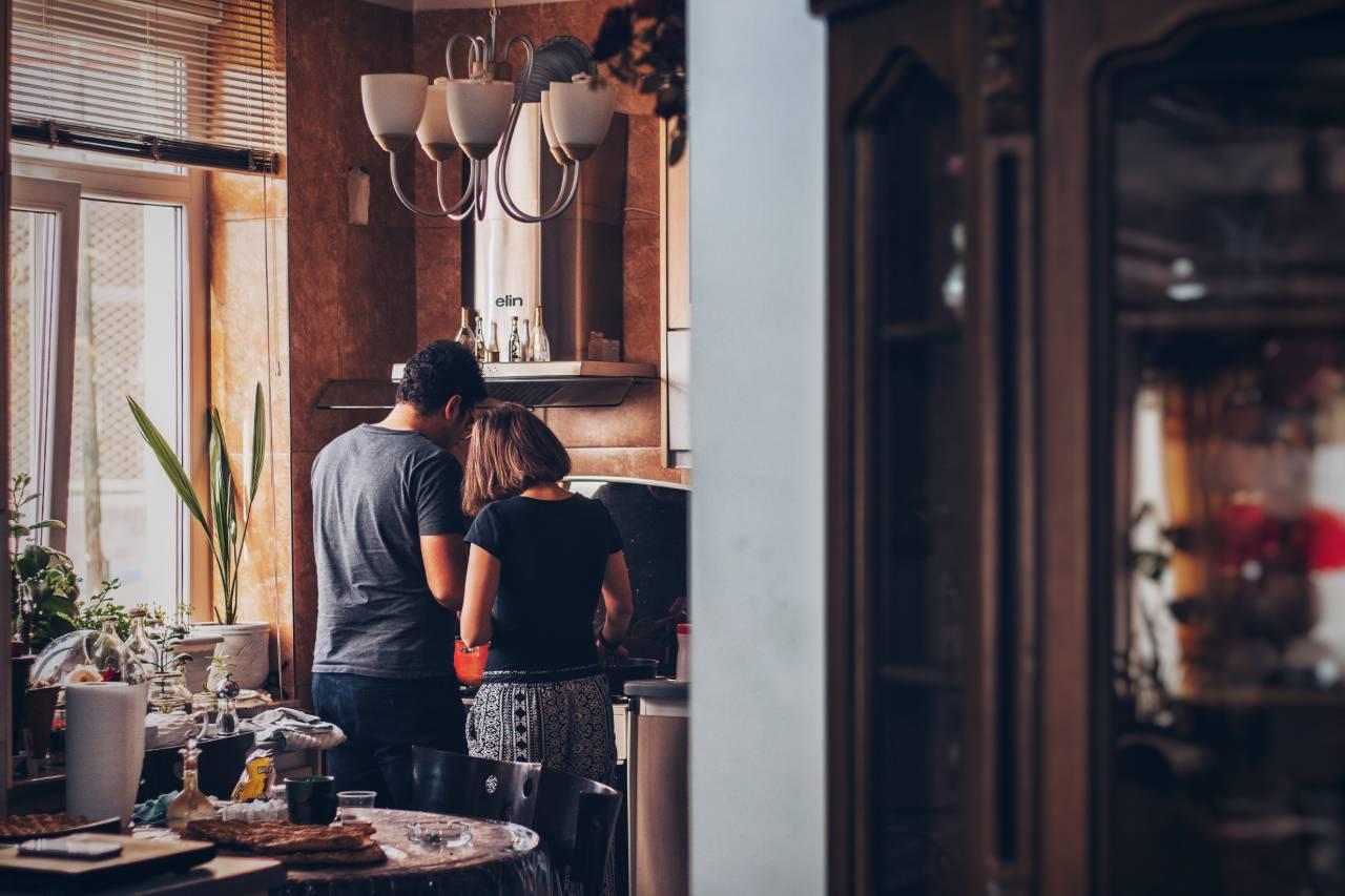 измельчитель пищевых отходов на кухне