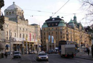 Стокгольм запрещает продажу бензиновых и дизельных авто