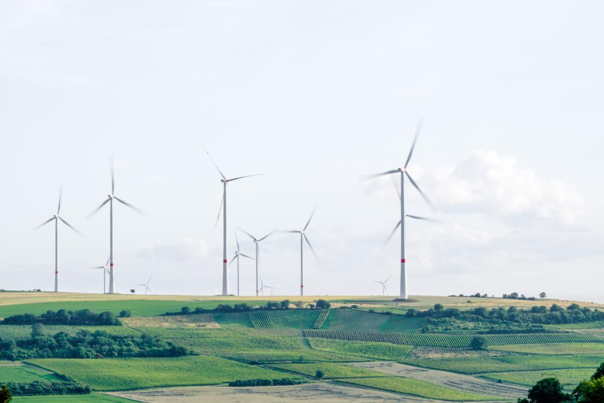 Ветроэнергетика в Украине
