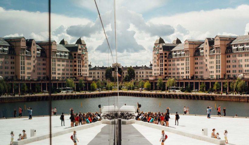 Осло - зеленая столица Европы 2019