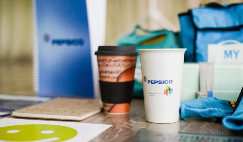 Инициатива Pepsi по сбору отходов