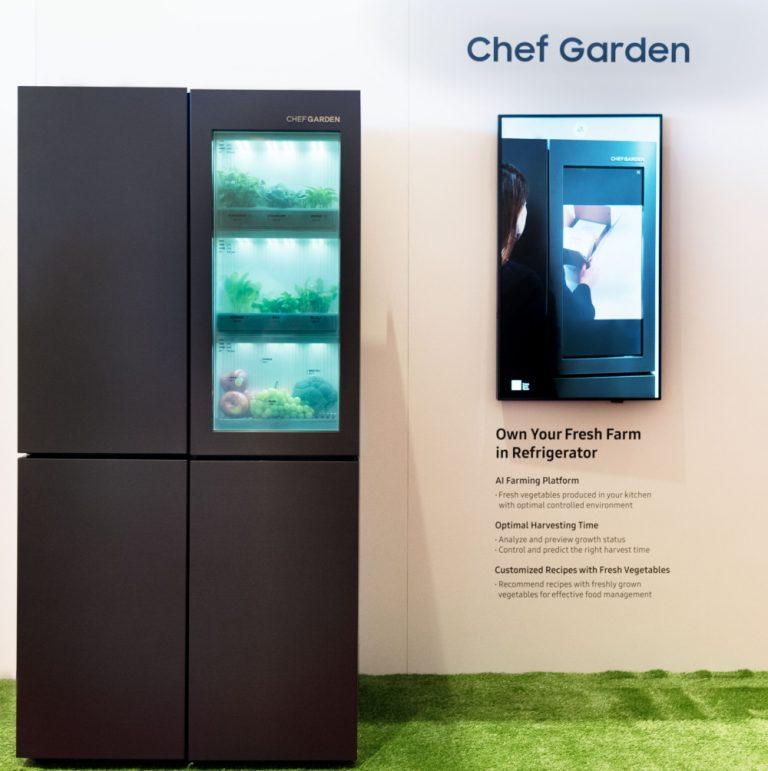 Роботизованная ферма Chef Garden