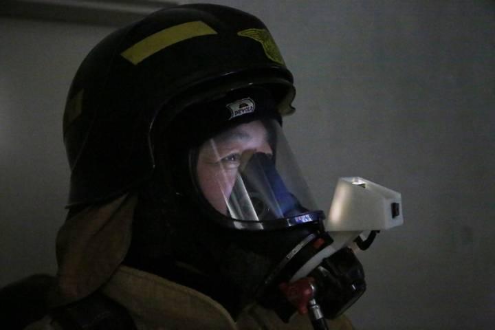 Термокамера, делающая снимки при пожаре
