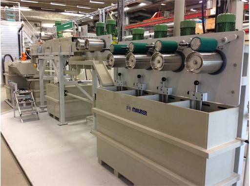 Оборудование для производства ткани