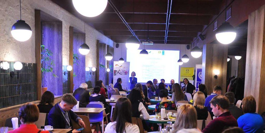 Презентация онлайн-обучения ООН