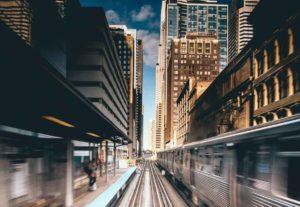 Стремительная урбанизация