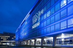 Штаб-квартира Nestle