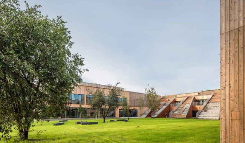 Эко-школа в Варшаве