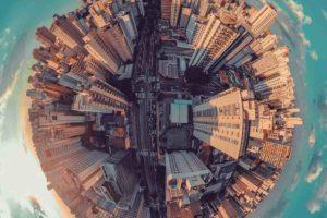 Земля урбанистическая