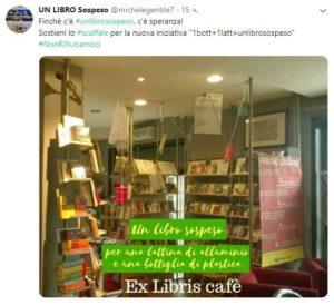Книжный магазин по обмену пластика на книги