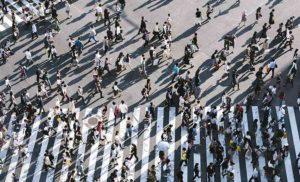 Рост населения в городах