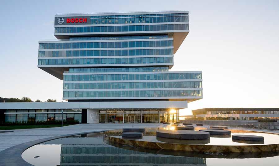 Офис компании Bosch