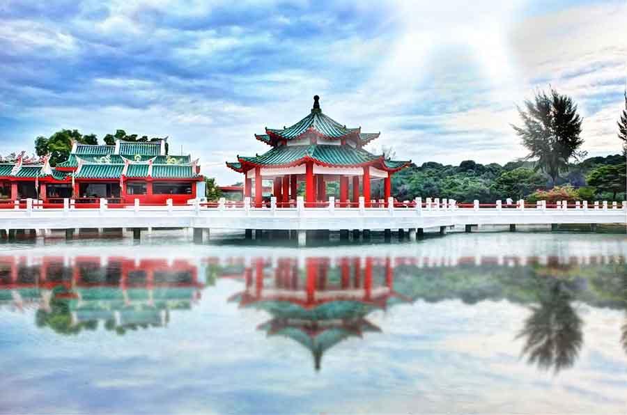 Прекрасный Китай