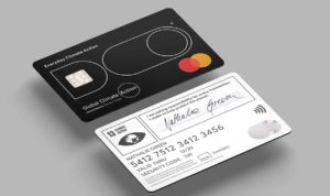 Кредитная карта DO Black, выпущенная шведской компанией Doconomy, отслеживает выбросы углекислого газа от совершаемых покупок, чем мотивирует своего владельца ежедневно сокращать углеродный след