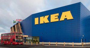 Новый магазин IKEA в Гринвиче