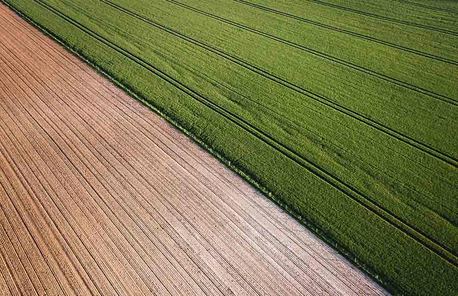 Эрозия сельскохозяйственных земель