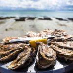 Морепродукты, устрицы