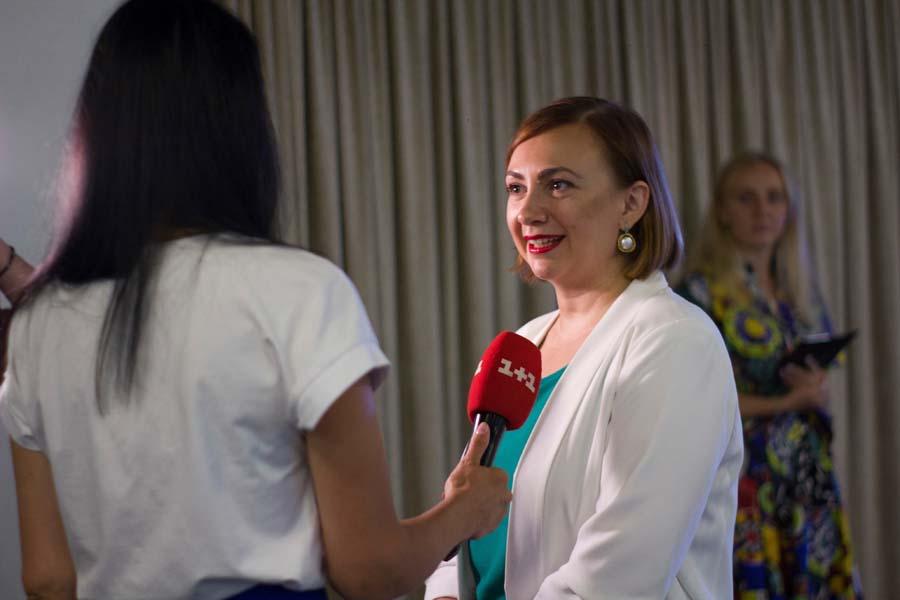 консультант по устойчивому развитию Клавдия Шевелюк