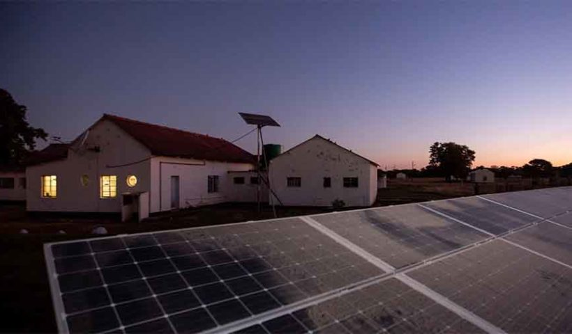 Больницы в Газе работают на солнечной энергии