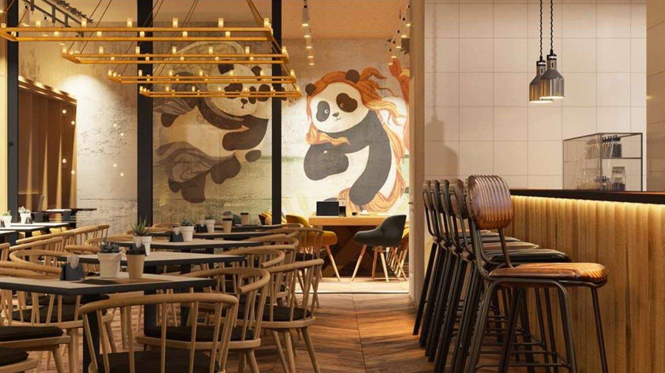 Ресторан, где сотрудники - люди с синдромом Дауна