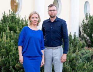Основатели компании Sustinere из Эстонии