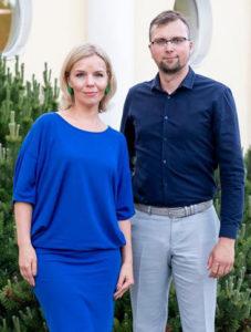 основатели компании Sustinere в Эстонии