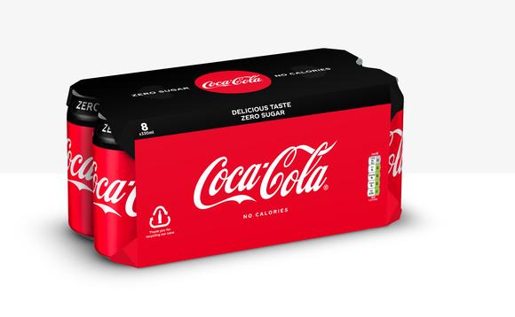 Coca-Cola отказывается от термоусадочной пленки