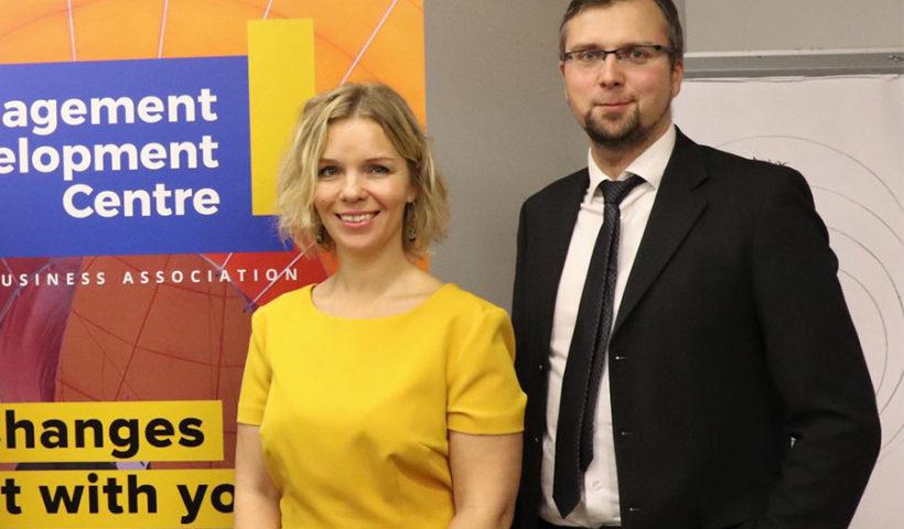 Засновники компанії Sustinere (Естонія) Марко Сіллер і Маріс Ойамуру