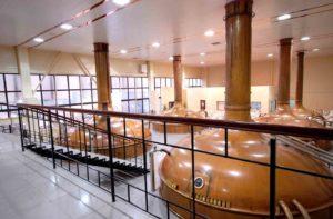 пивоварня Carlsberg