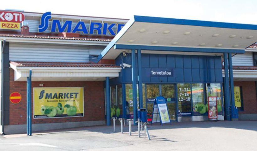 Сеть супермаркетов S-Market в Финляндии