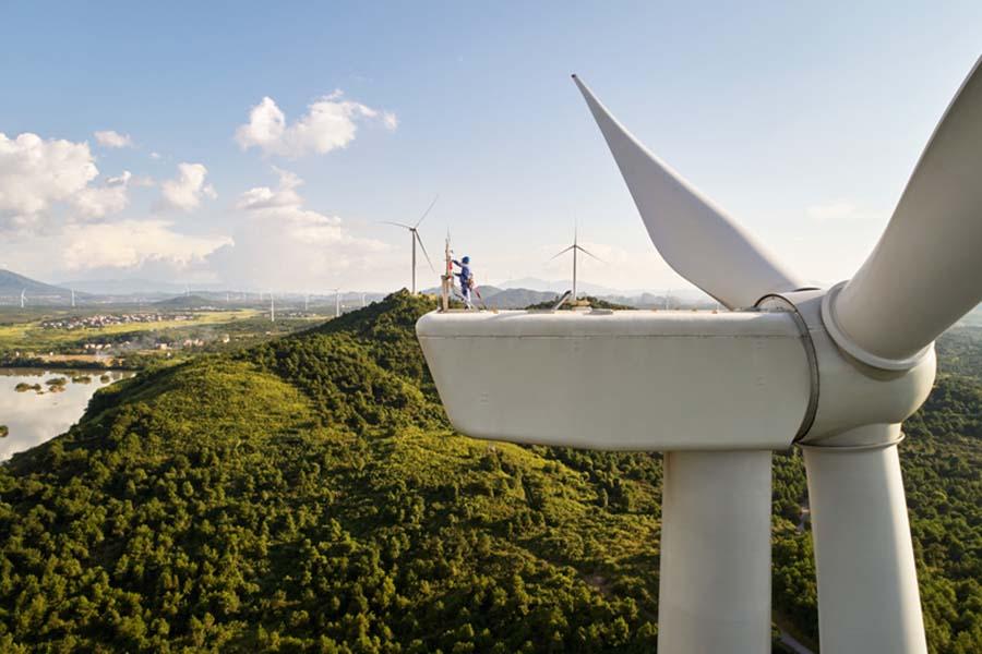 Фонд чистой энергетики Apple профинансировал три новых ветропарка в Китае