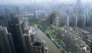 1000 Trees – Shanghai, China