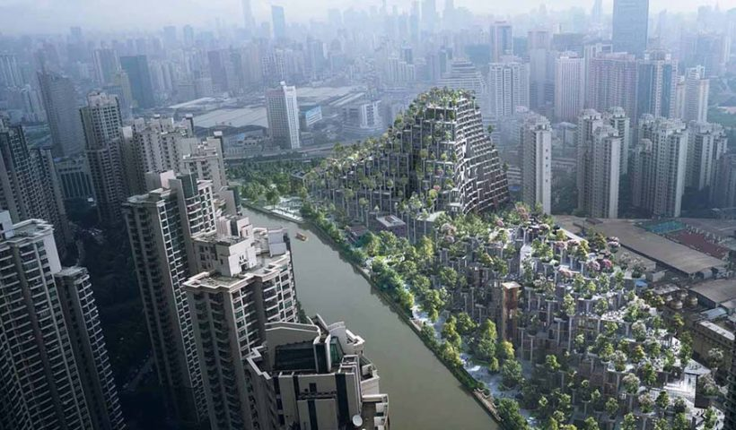 1000 Trees – Shanghai, China