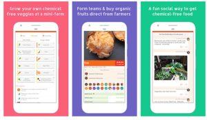 мобильное приложение Farmizen
