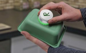Прилад для визначення придатності матеріалу для переробки