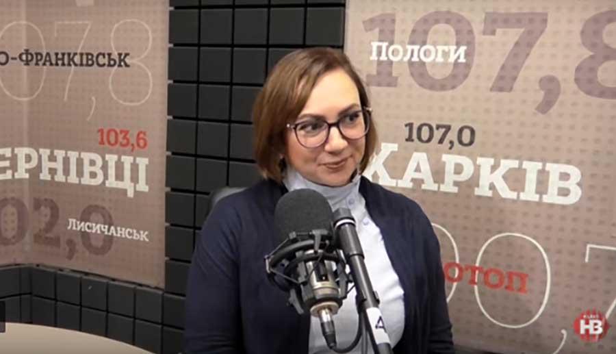 Клавдія Шевелюк