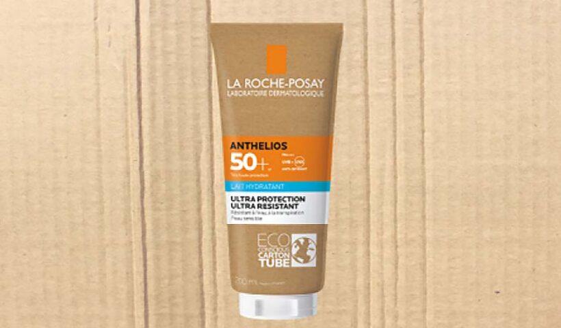 картонный тюбик La Roche-Posay