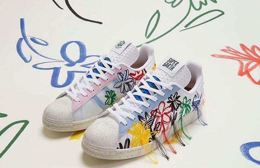 Adidas випустив веганські кросівки