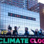 Кліматичний годинник у Нью-Йорку
