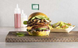 Рослинна альтернатива м'ясу Nestlé Garden Gourmet